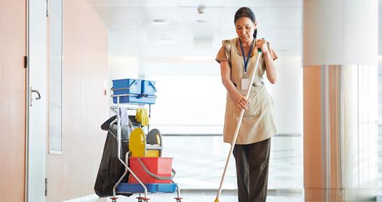 Búsqueda de empleadas en el hogar