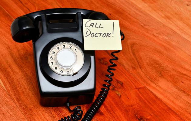 Orientación médica telefónica